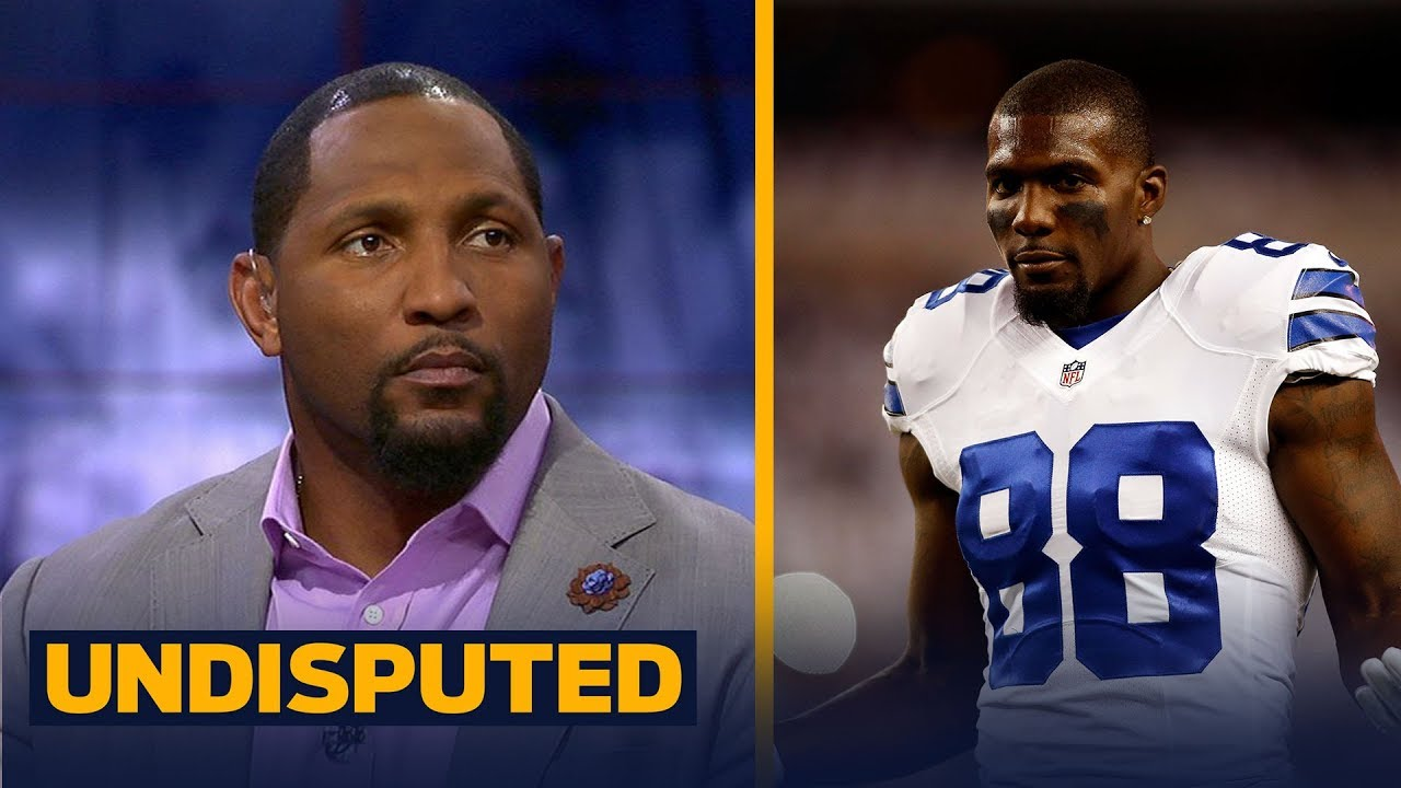 Ray Lewis On Dez Bryant Meeting With Cowboys Owner Jerry Jones Undisputed