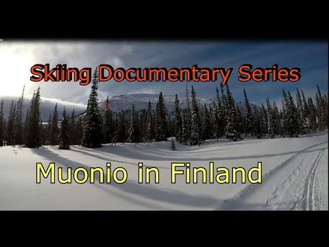 Pallastunturi-Finnish Lapland-Skiing in Finland- Part4-nature documentary series Part 4