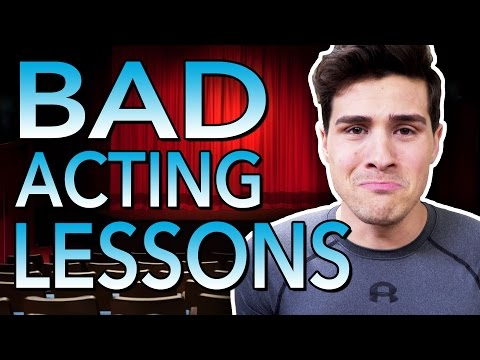 BAD ACTING LESSONS (BTS)