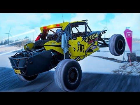 RACEN MET OFFROAD BUGGIES! - Forza Horizon 4 thumbnail