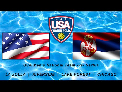 USA MNT -vs- Serbia | Riverside