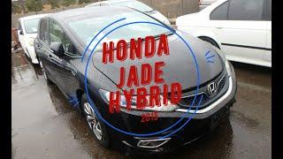 Супер автомобиль Honda JADE 2015 Hybrid !!!Пушка!!!