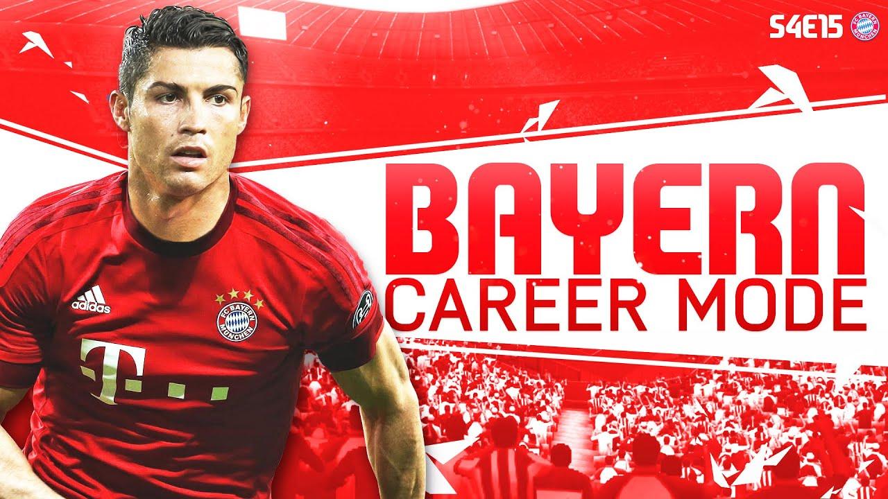 Bayern Fifa 16
