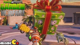 Awesome Zombie Soldiers Attack -  Plants vs Zombies Garden Warfare