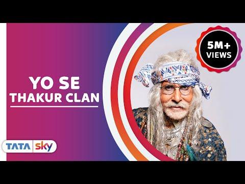 Amitabh Bachchan raps to 'Yo Se, Yo Se' #FamilyJingalala