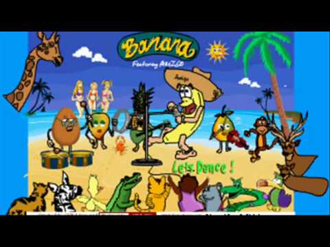 Banana Boat Song Funny Remix [HQ sound]