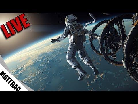 [LIVE] Star Citizen   Star Marine, Verse gameplay before update