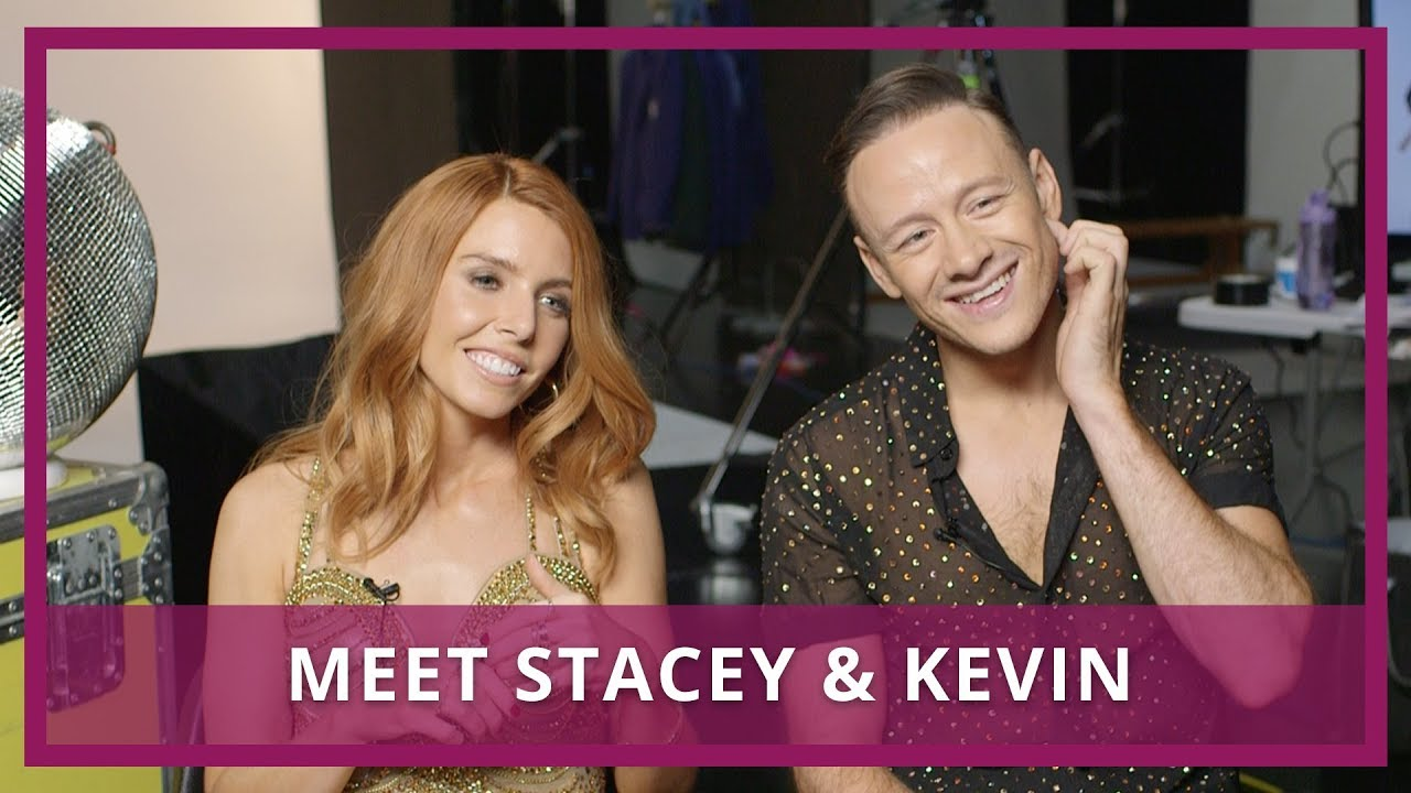 Strictly 2018 | Stacey Dooley & Kevin Clifton Interview ...