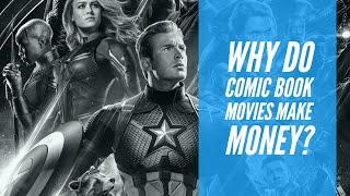 Why Superhero Movies Make So Much Money - Elseworlds Exchange