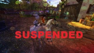 I'm Banned From SSO For A week. Oh Lovley... -.-