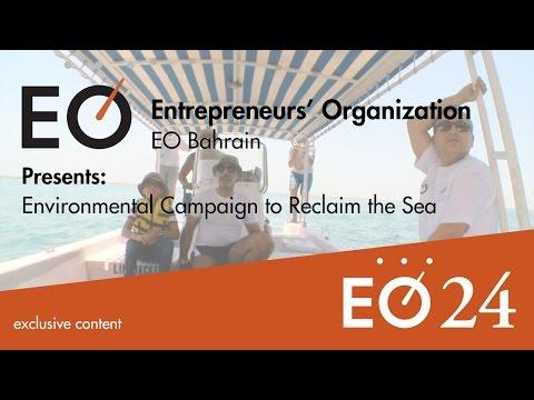 #EO24 - Bahrain - Environmental Campaign to Reclaim the Sea