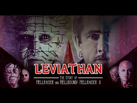 Leviathan: The Story of Hellraiser and Hellbound: Hellraiser II Review