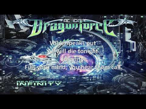 Dragonforce - Evil Dead (Death Cover) (Lyrics)