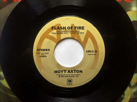 Flash Of Fire , Hoyt Axton , 1976