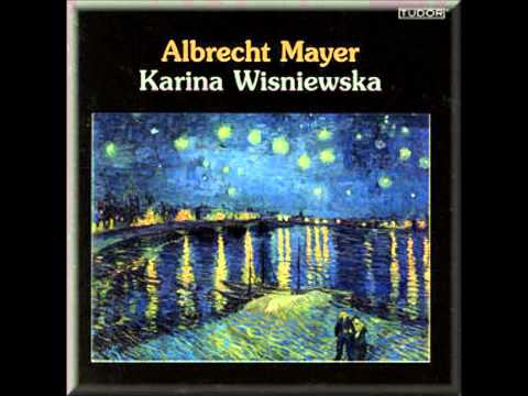 SAINT-SAENS: Oboe Sonata in D major, Op. 166  II. Ad libitum - Allegretto - Ad libitum