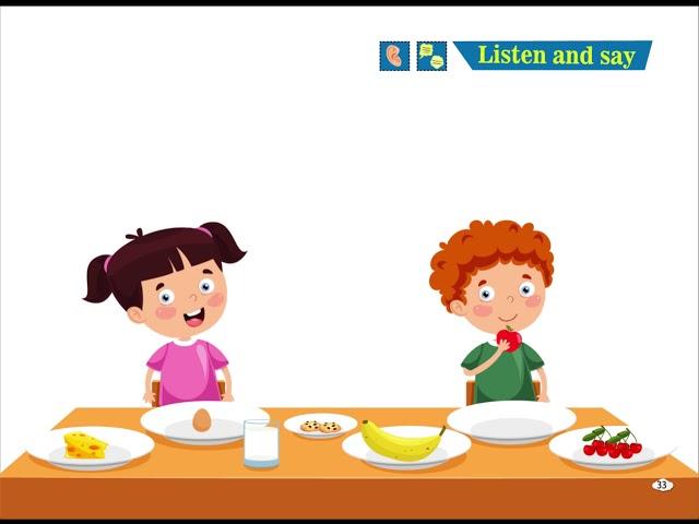 Listen and Say - Cim and Cimcime - Okul Öncesi İngilizce Eğitim
