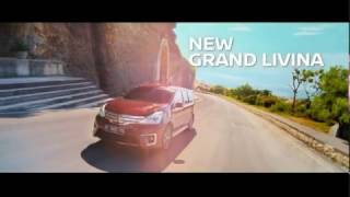 Inilah Nissan New Grand Livina 2017
