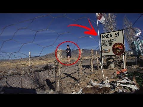 Medio Millón de Personas invadirán el Área 51 para ver Extraterrestres Según Evento de Facebook