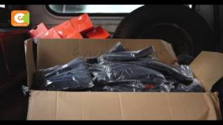 Nock boss Ekumbo arrested, Nike kit seized in dramatic raid