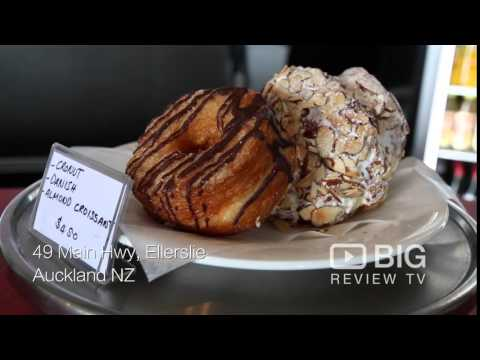 Cafe Trends Coffee Shop in Auckland NZ serving Pastry and Coffee