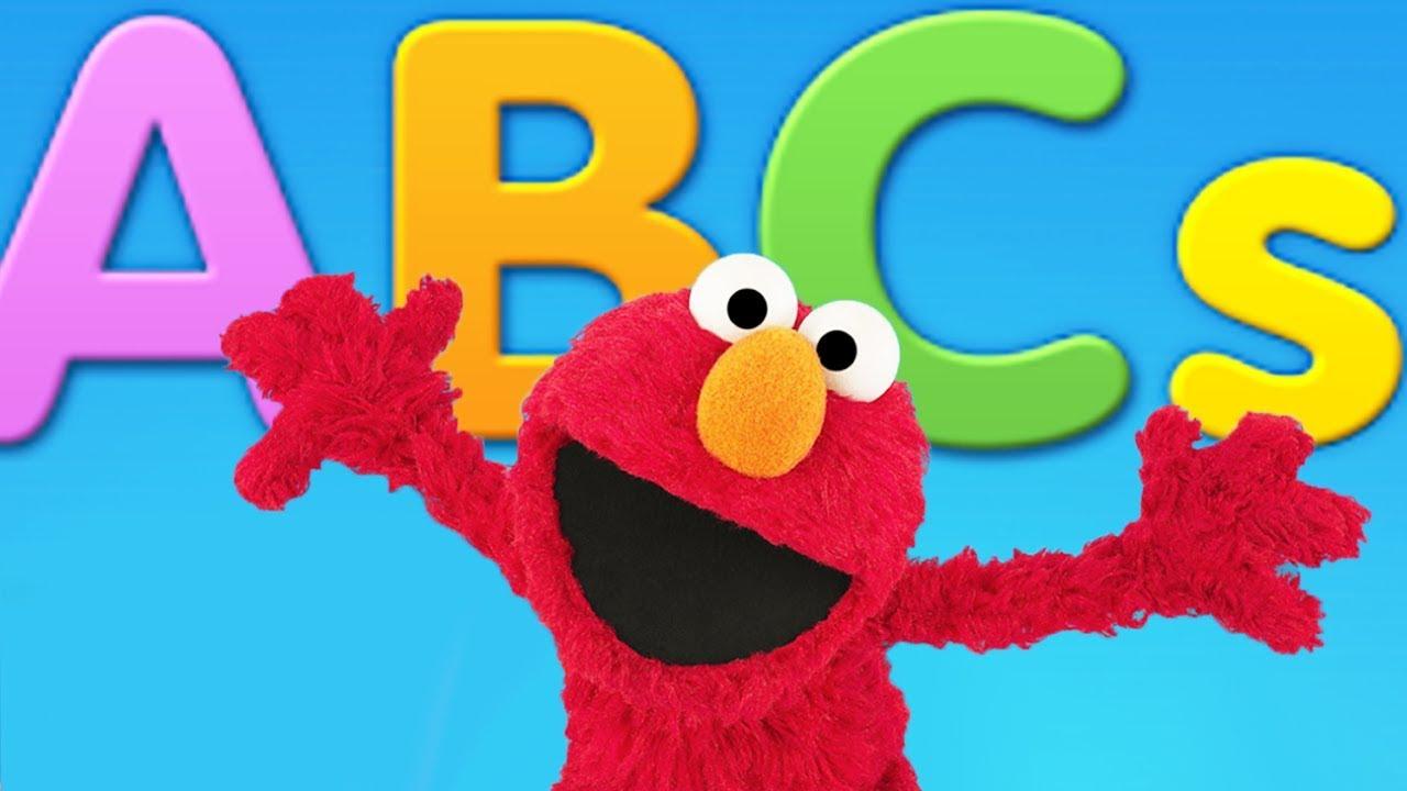 Baby learn abc alphabet with elmo alphabet letters for Elmo abc
