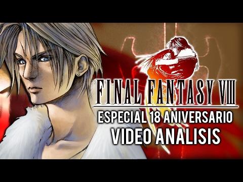 ANÁLISIS de FINAL FANTASY VIII   Review Especial 18º Aniversario (Squall y sus movidas) [Opinión]