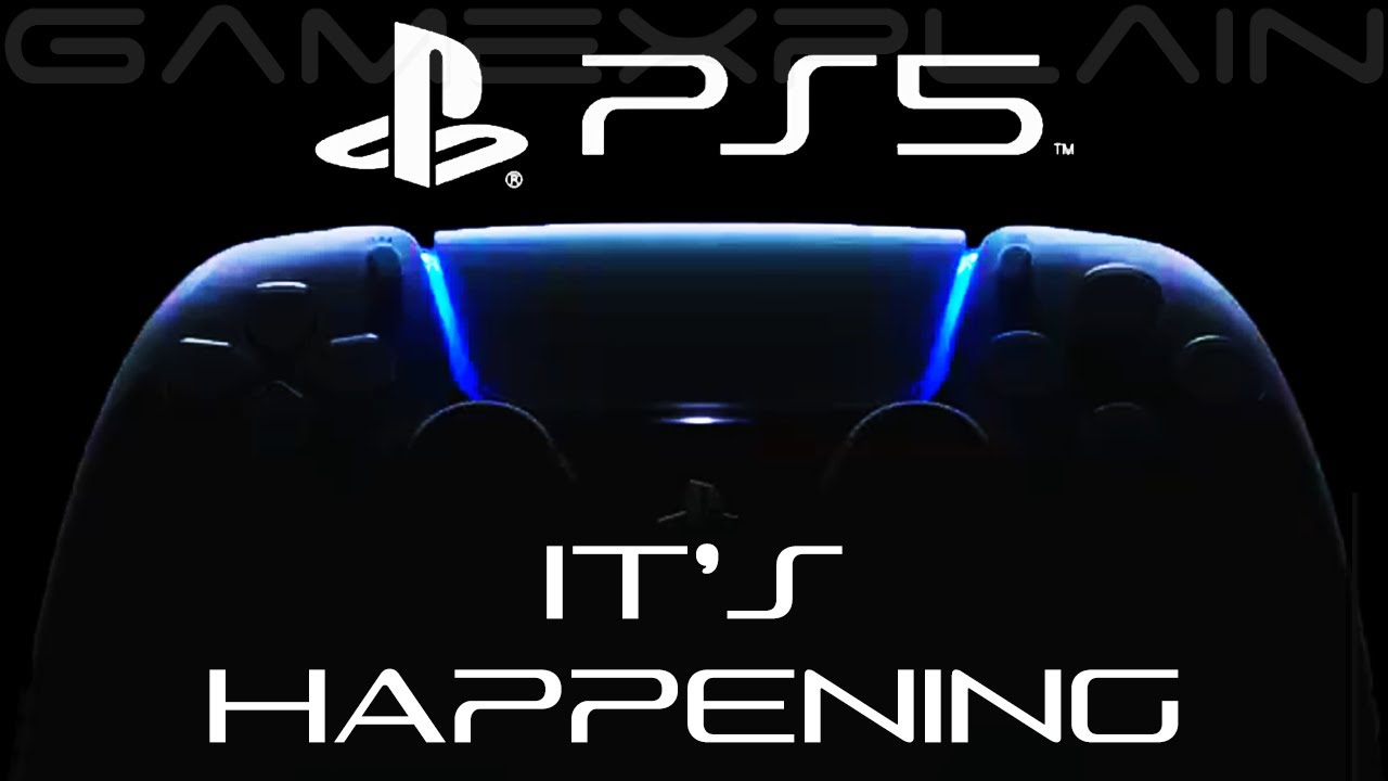 It S Official Playstation 5 Live Event Rescheduled For June 11th Youtube