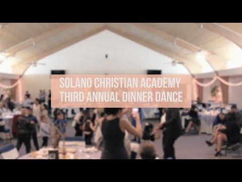 Solano Christian Academy | Third Annual Dinner Dance