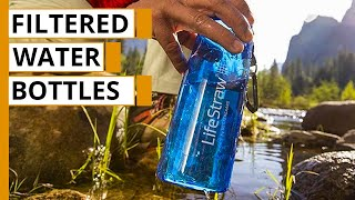 Top 10 Best Filtered Water Bottles