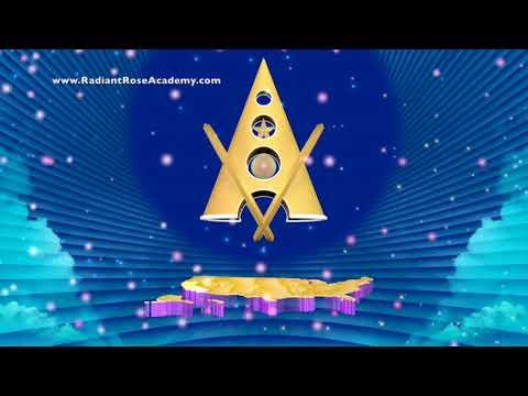 Destiny, Divine Plan & the Perfect Unfoldment of its Purpose. California Sacred Geometry