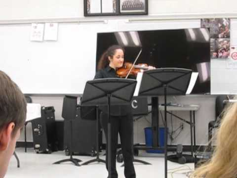 Holly's Arrangement-AP Music Theory