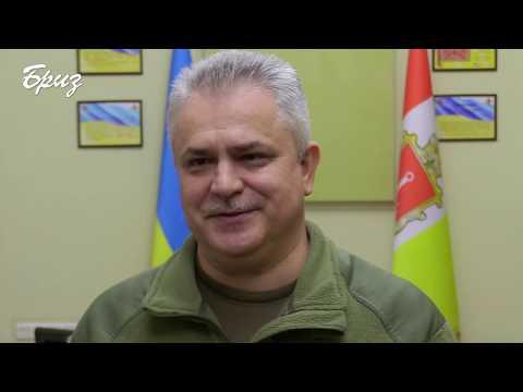 """Привітання командувача військ ОК """"Південь"""" генерал-майора Ігоря Палагнюка"""