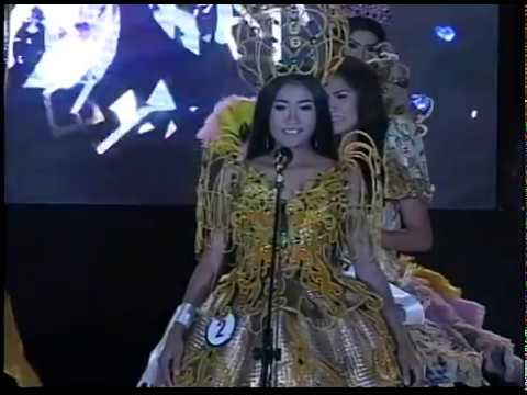 MISS GAY SAN FERNANDO UNIVERSE 2017 NATIONAL COSTUME COMPETITION AND INTRODUCTION