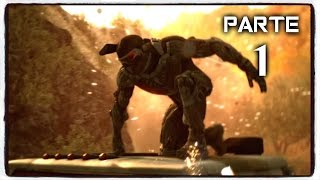CRYSIS WARHEAD Gameplay PC Español Parte 1 - 1080p HD 60fps