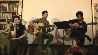 Hà Nội mùa vắng những cơn mưa - Đinh Vân Anh - Nghiêm hoa quán 80/30 Chùa Láng