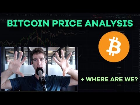 Bitcoin In The Bubble - Where Are We? SEC Cracks Down, FB Ads, Network Capitalism Valuations - Ep134
