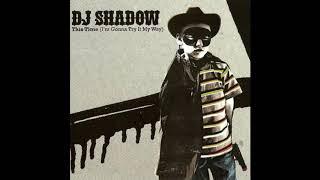 DJ Shadow - This Time (I'm Gonna Try It My Way) (MaxiMix by DJ Chuski)