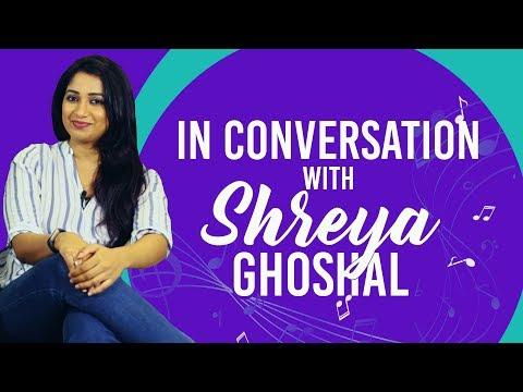 Shreya Ghoshal in a candid chat with Pinkvilla | Dhadkane Azad Hain | Sun Raha Hai Na Tu | Bollywood