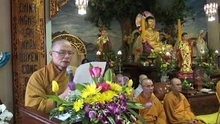 Mừng Đại Lễ Phật Đản 2017 (Phật Lịch 2561) Tại chùa QUAN ÂM, Montreal 14-5-2017