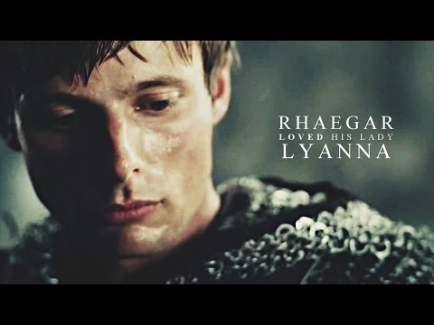 Rhaegar & Lyanna | But that's a sadder story.