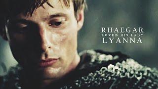 Rhaegar & Lyanna | But that's a sadder story.