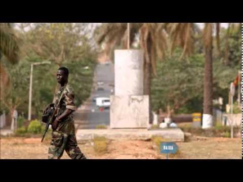 Guinea-Bissau president dismisses government