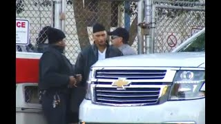 Rae Carruth released from prison after serving 17-year term