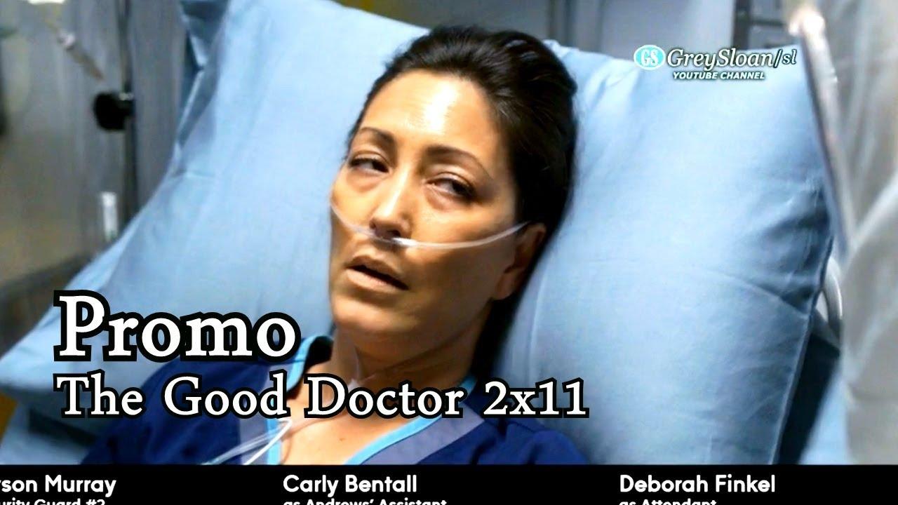 The Good Doctor 2x11 Promo Season 2 Episode 11
