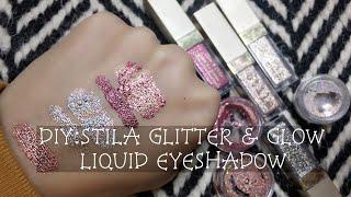 DIY: STILA GLITTER AND GLOW LIQUID EYESHADOWS Mp3