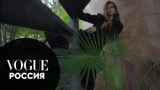 Певица Луна показывает свой Киев