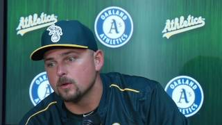 Billy Butler on his return to KC