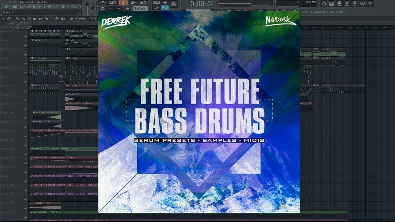 ultrasonic future bass sample pack vol 1 free download