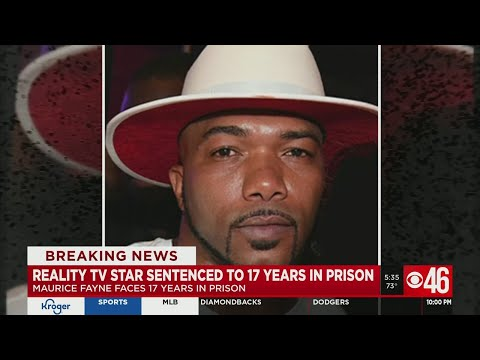 Reality TV Star Sentenced to 17 Years In Prison For Fraud