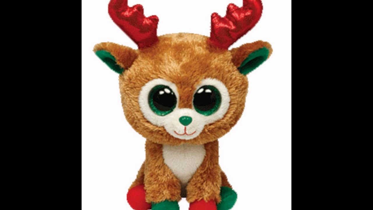 50bc264ec3a amazoncom ty beanie boo plush mac the mouse 15cm christmas exclusive ...